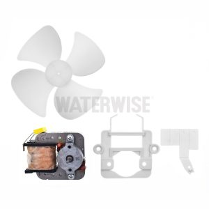 Waterwise 4000 Water Distiller Fan Motor Assembly
