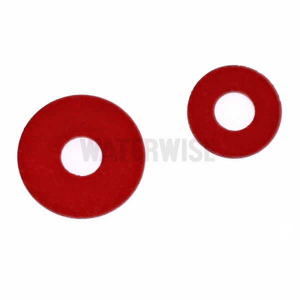 Waterwise 4000 Water Distiller Red Washers for Heat Shield