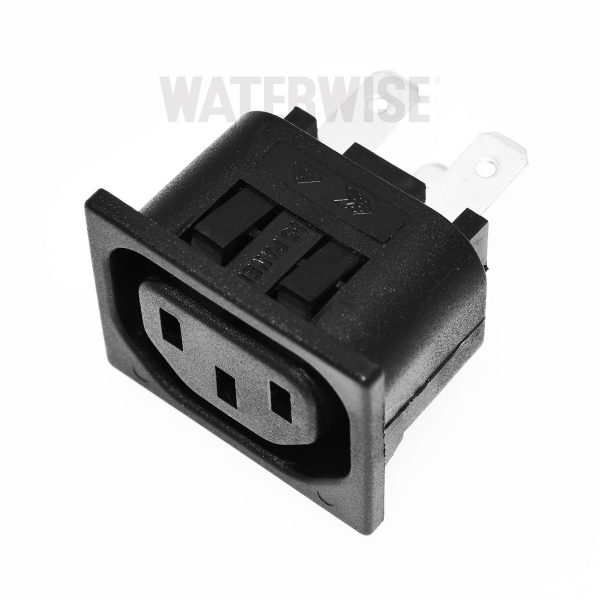 Waterwise 7000 Water Distiller Tank Power Cord Receptacle