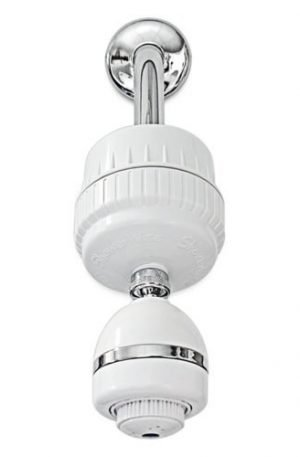 Deluxe Showerwise Shower Filtration System